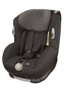 Siège auto Bébé Confort Groupe 0+:1 Opal Black Raven
