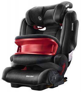 Recaro Monza Nova Is Seatfix avec bouclier