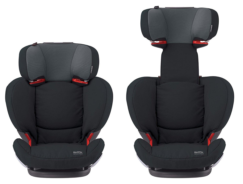 Hauteur ajustable pour le siège auto Rodifix Air Protect de Bébé Confort