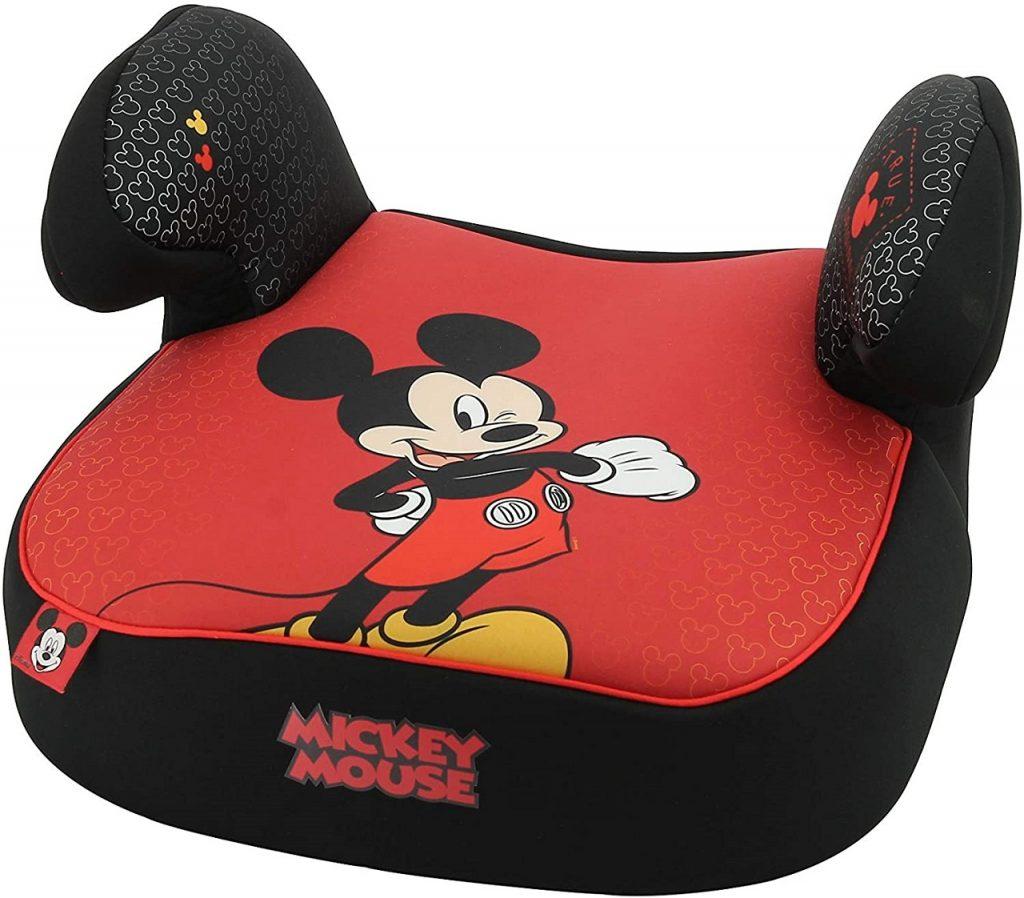siège auto reheusseur Mickey