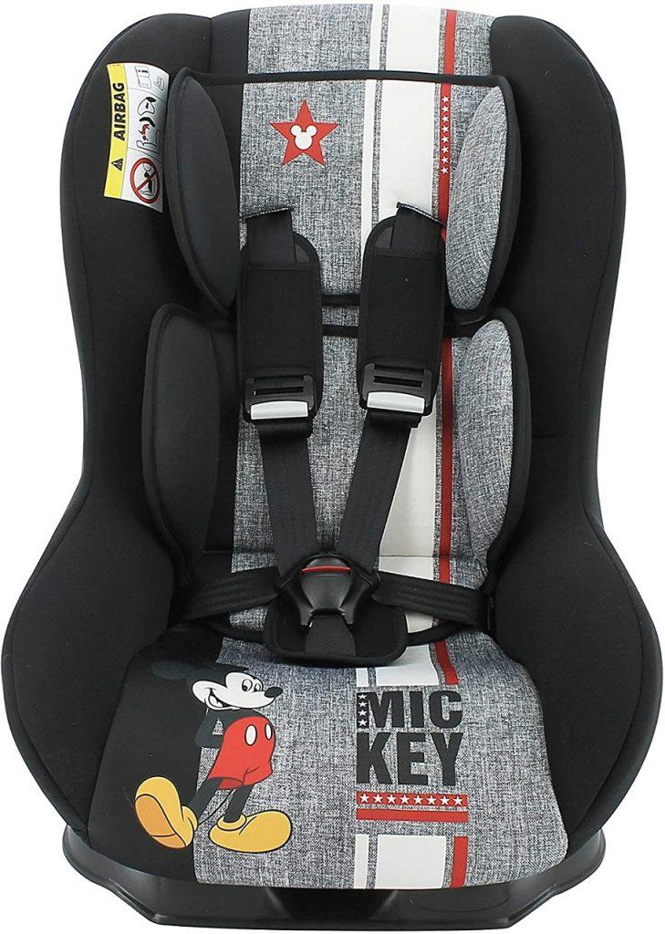 siège auto Mickey